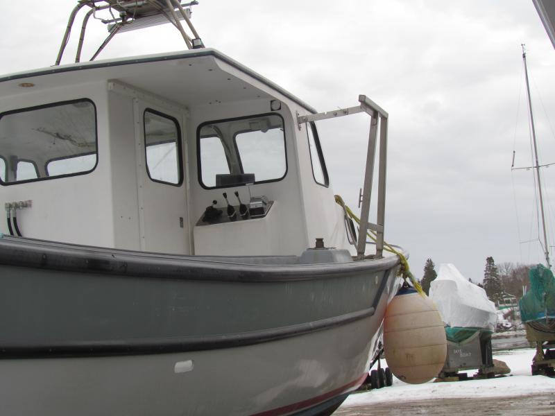 35 Terry Jason Lobster Boat - SOLD - Midcoast Yacht & Ship ...