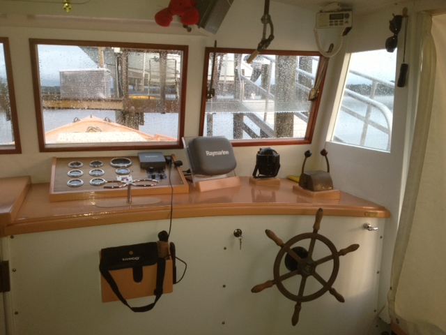 30' Ralph Stanley Downeast Lobster Yacht Picnic Boat - Midcoast Yacht & Ship Brokerage