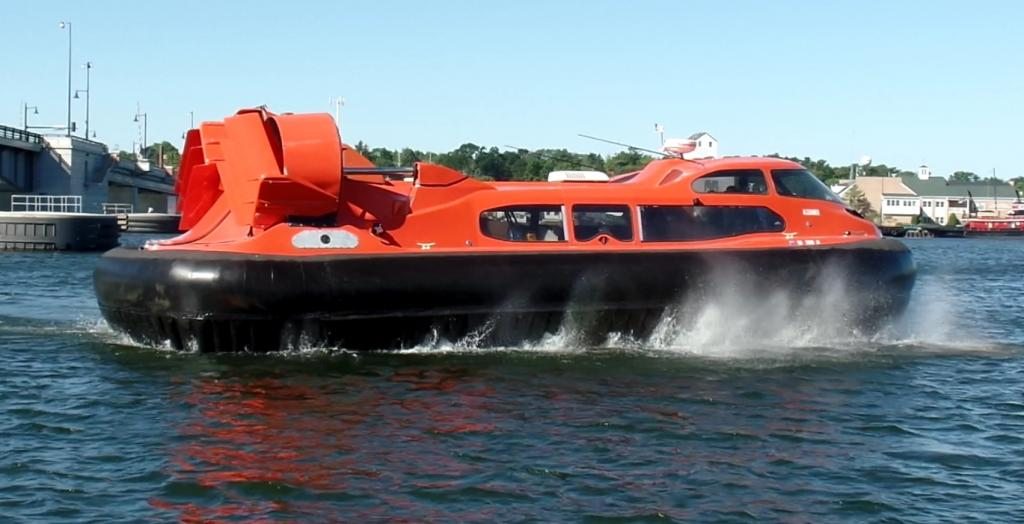 47' Hovercraft 46 Passenger For Sale