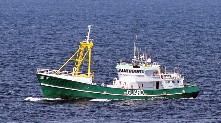 35m Offshore Support Guard Vessel For Sale