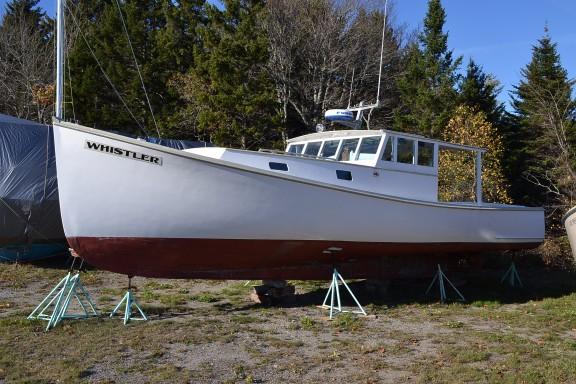 38' Richard Alley Lobster Boat - 14