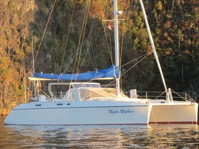 44' Catana 44 Sailing Catamaran 1993 - 3 Cabins -  3 Heads For Sale