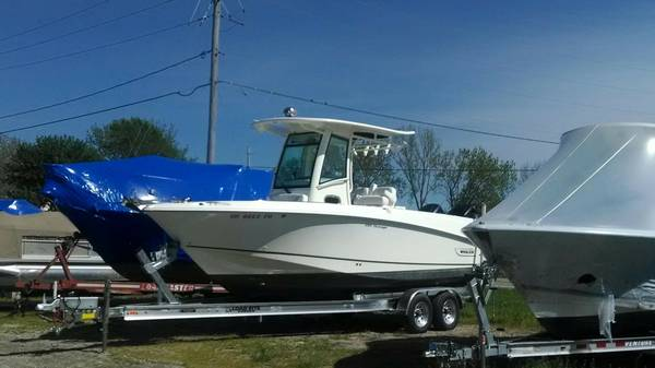 25' Boston Whaler 250 Outrage 2014 For Sale