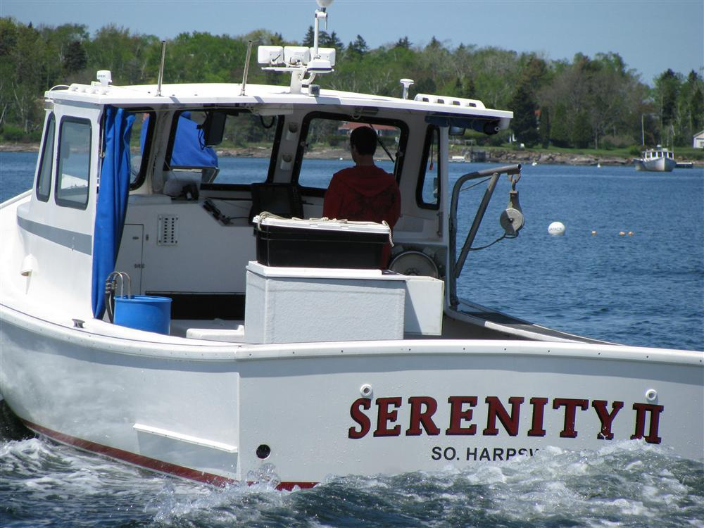 34' South Shore Lobster Boat - Offers Wanted - Midcoast Yacht & Ship Brokerage