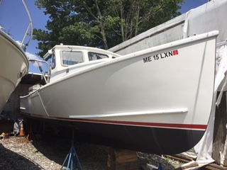 Lobster Boats For Sale >> 34' South Shore Lobster Boat - Offers Wanted - Midcoast ...