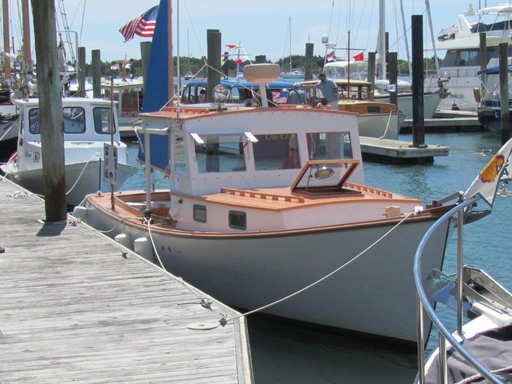 Midcoast yacht ship brokerage downeast yachts for Sips for sale