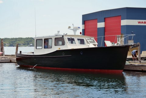 42' Downeast Cruiser For Sale