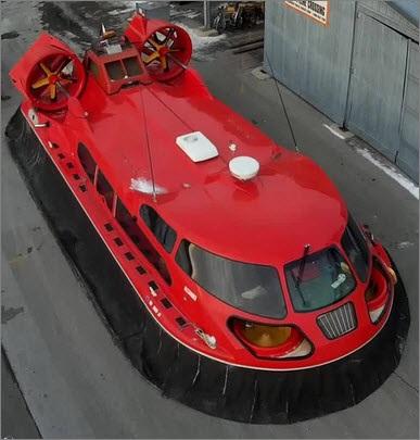 47' Hovercraft 46 Passenger For Sale