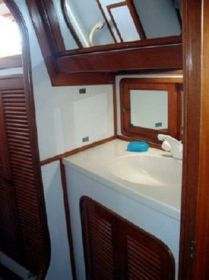 54' Tayana Center Cockpit Cutter For Sale