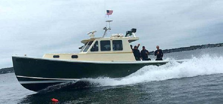 38' Wesmac Lobster Boat 2016 For Sale