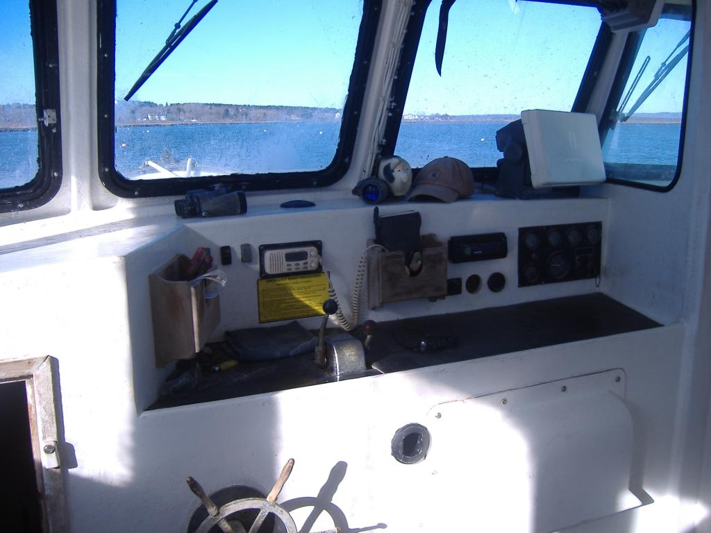 45' Young Brothers Lobster Boat For Sale