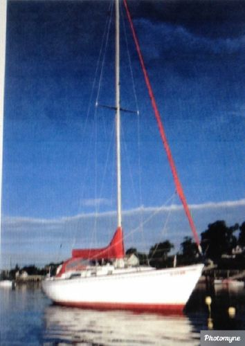 36' Pearson Sloop For Sale