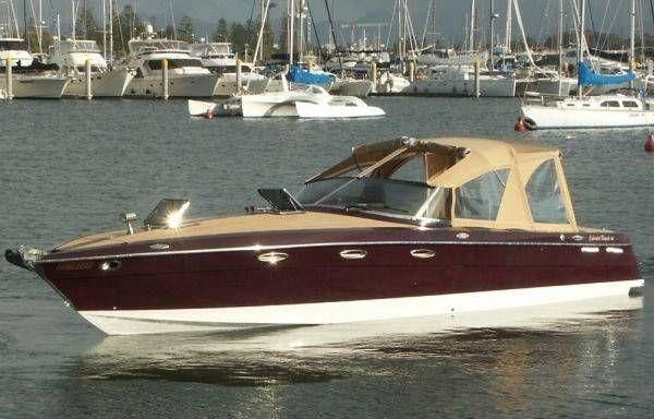 34' Cabriolet Royale Sportscruiser For Sale