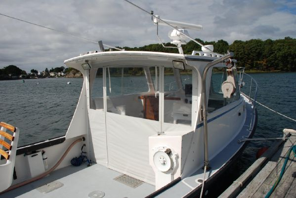 28 T Jason Downeast Cruiser For Sale