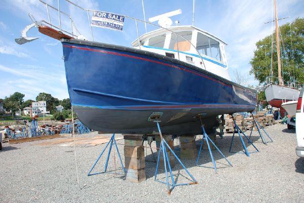 28 T Jason Downeast Cruiser For Sale