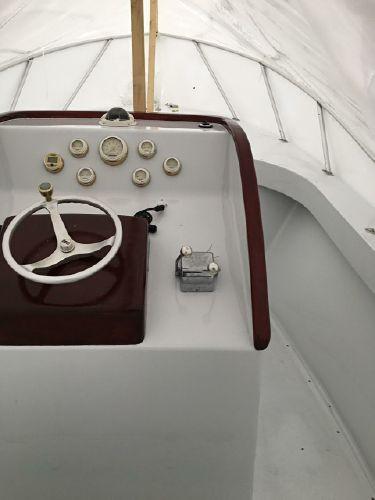26' Stellwagen Royal Lowell Downeast Boat For Sale