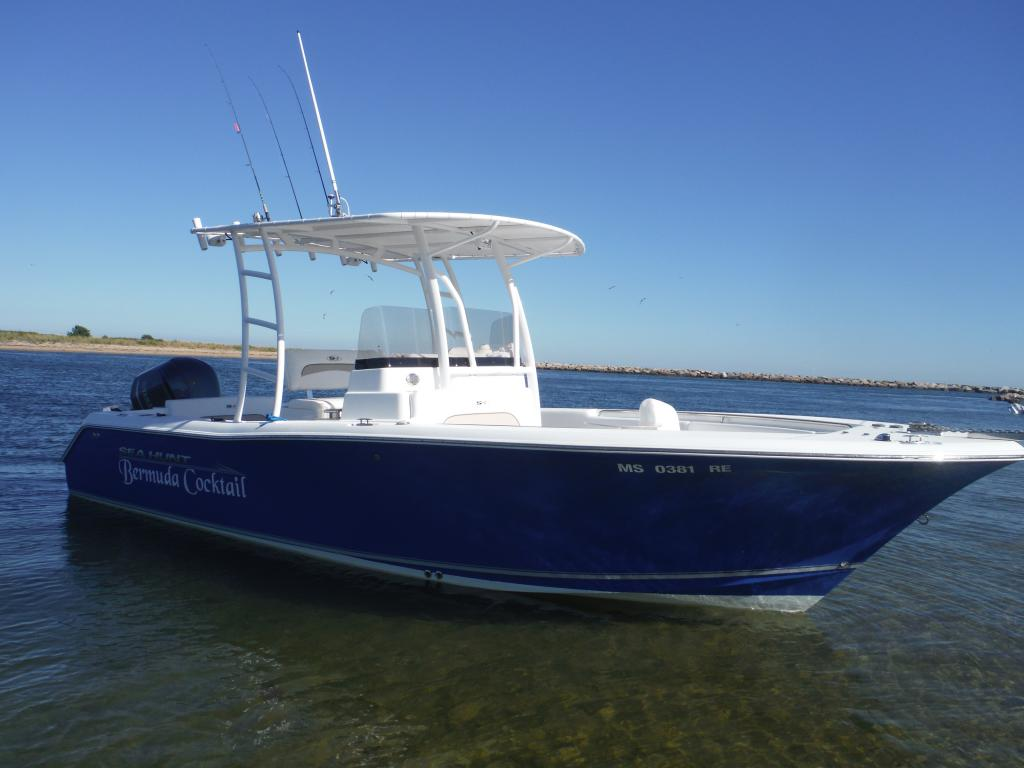 24' Sea Hunt Edge 2013 For Sale