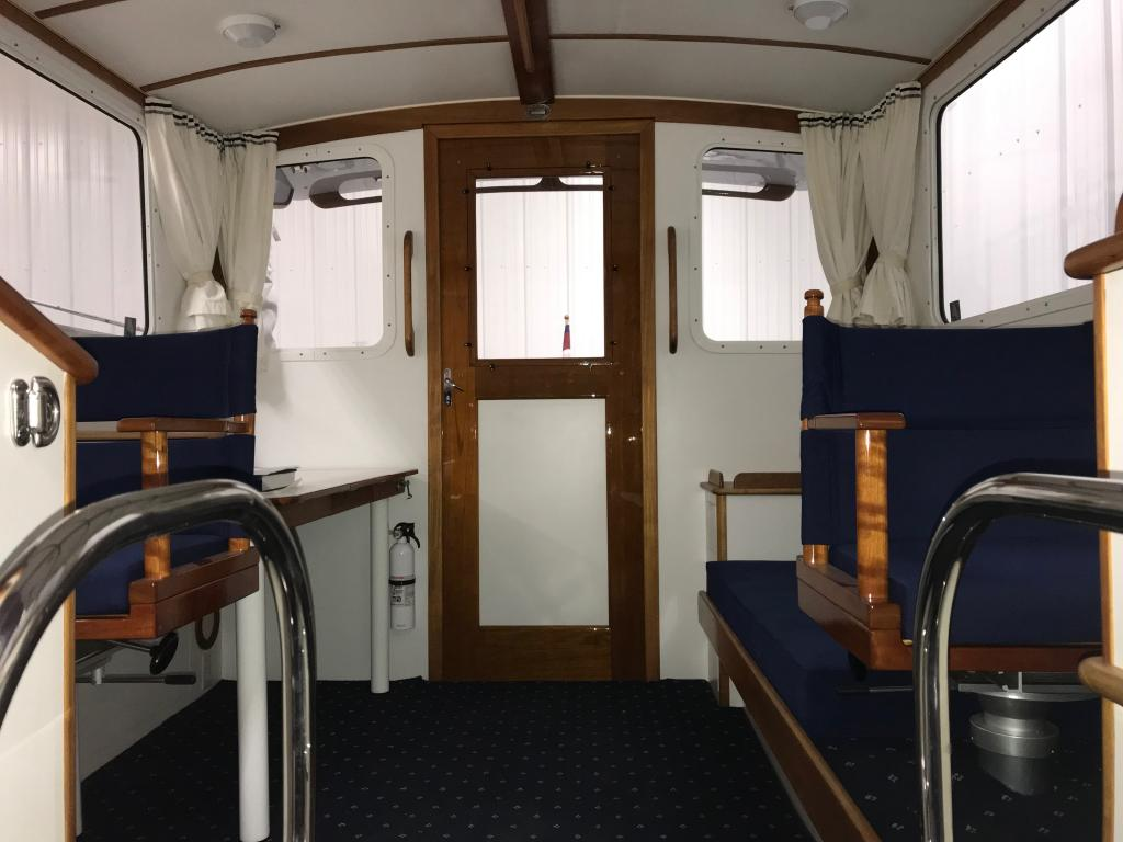 36' Jarvis Newman Downeast Cruiser for sale