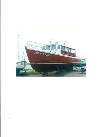 40' Charter Party Boat