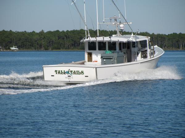 40' Wayne Beal Lobster Boat