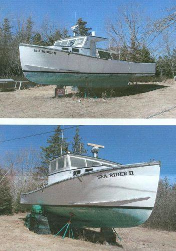 40' Young Brothers Lobster Boat