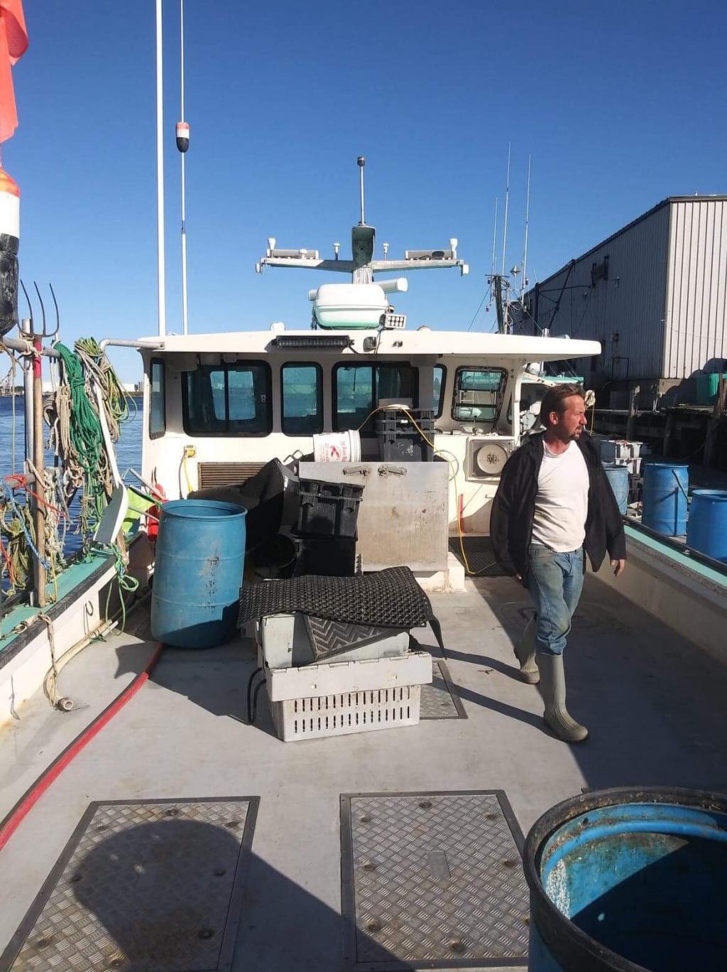 46' Wesmac Lobster Boat