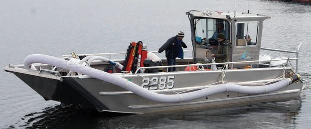 30' Swiftsure Aluminum Landing Craft 2012 with Trailer For Sale