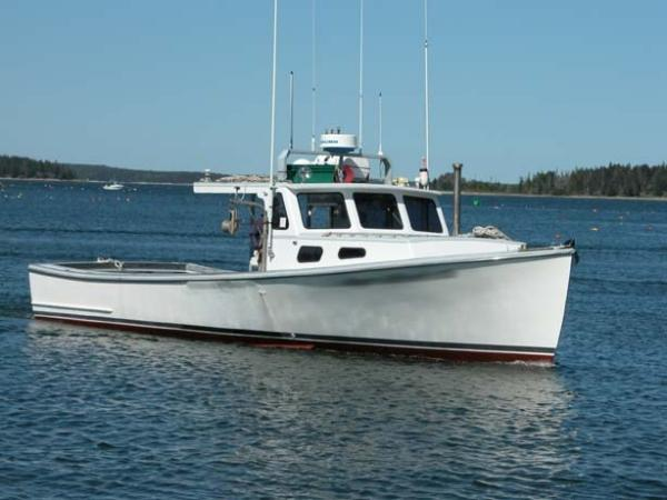 38 Young Brothers Lobster Boat