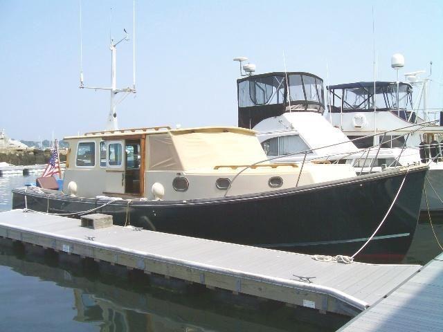 35' Duffy Downeast Yacht