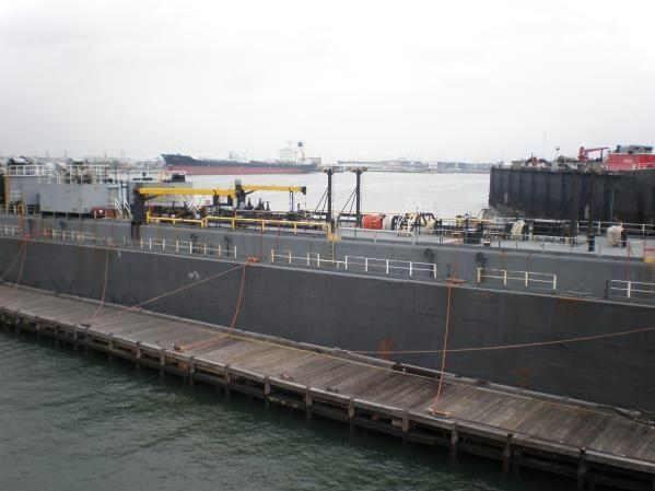 449' Articulated Tug and Barge 60,000 BBL