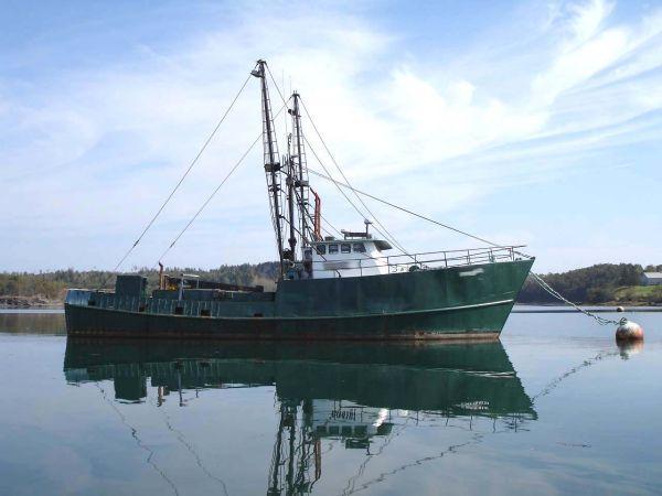 90' Seiner Fish Carrier