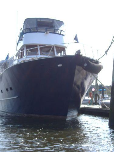 72' Charles Wittholz - Steel Trawler