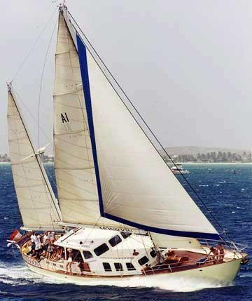 72' Don Brooke Pilothouse Ketch - Blue Water Cruising Yacht