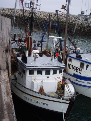 65' A.F. THERIAULT & SON LTD. Traditional N.S. Otter Trawler