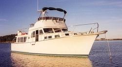 48' Ed Monk Pilothouse Trawler