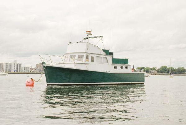 40' Novi Trawler