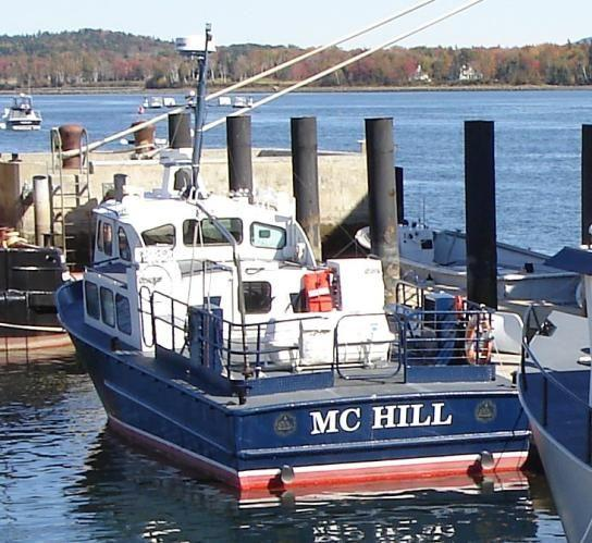 40' Crew Boat Passenger COI 22 Supply Boat