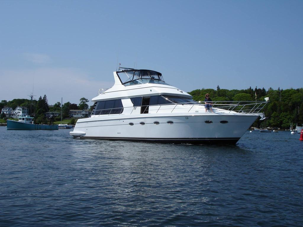 53' Carver Voyager Motor Yacht