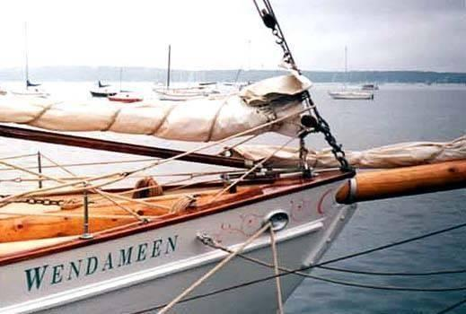 51' Gaff Headed Schooner