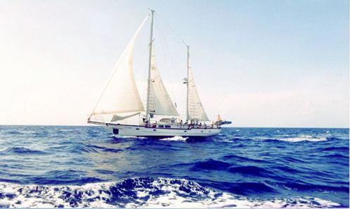 57' Ketch Rig Offshore Cruiser