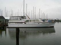 52' Matthews Tri Cabin Motor Yacht