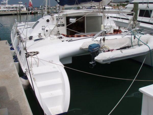 50' Outremer 50 Catamaran Cruising Yacht