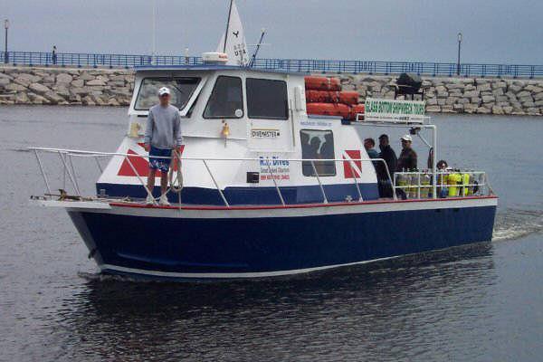 48' Breaux Bay CREW-PASSENGER BOAT