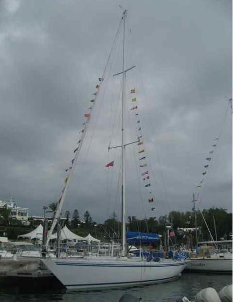 48' Canning Sloop