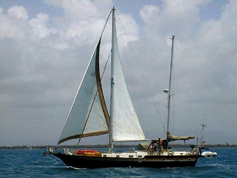 48' Soverel Ketch