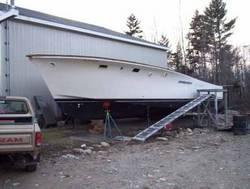 46' Egg Harbor Sportfisherman Project Boat