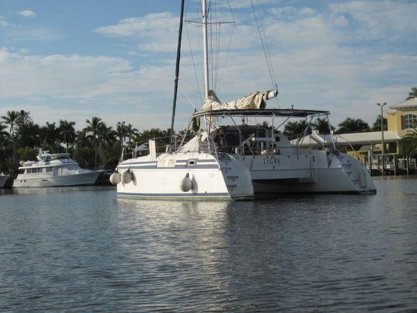 39' Catana Catamaran
