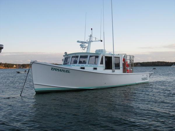 38' H&H Down East Lobster Boat