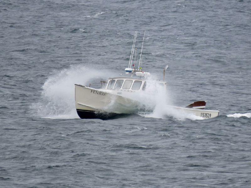 38' H&H Marine Lobster Boat