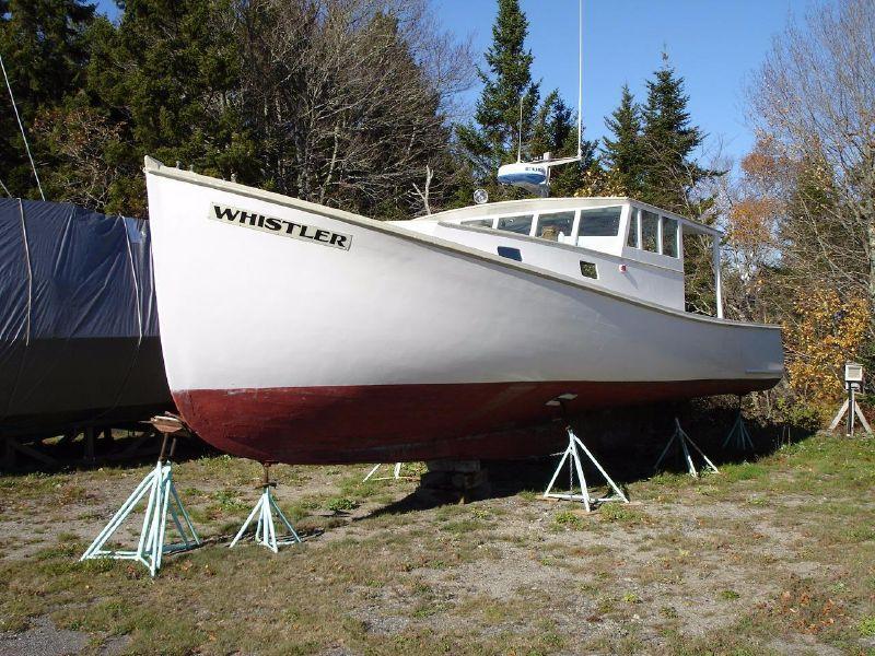 38' Richard Alley Lobster Boat